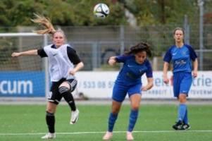 Fussball: Union-Frauen wollen am Sonntag ihren Verfolger abhängen