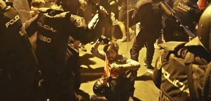 Spaniens Separatisten brechen mit ihren Überzeugungen