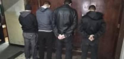 Hitlergrüsse gegen England: Vier Bulgaren nach Skandalspiel verhaftet