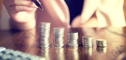 In sechs Schritten zum idealen Sparplan