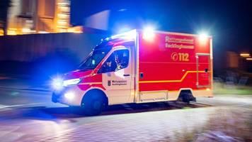 fahrradfahrer in schönberg lebensgefährlich verletzt