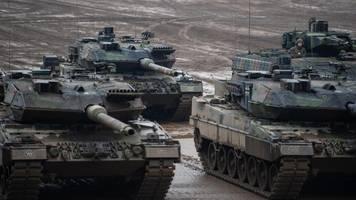 Rüstungsexporte: Deutschland und Frankreich einigen sich auf Regeln