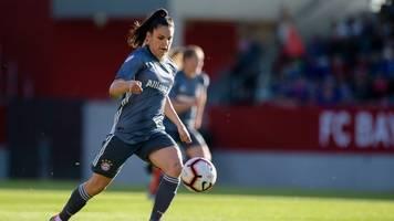 Champions League: Bayern-Frauen nach Sieg auf Kurs Königsklassen-Viertelfinale