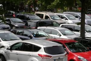 Parkgebühren lösen nicht alle Probleme