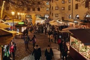 Weihnachtsmarkt am Zeughaus in Augsburg: Start und Öffnungszeiten