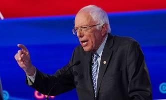 US-Senator Sanders: Ich bin gesund