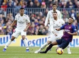FC Barcelona gegen Real Madrid: Clasico soll wohl vom Camp Nou ins Bernabeu verlegt werden