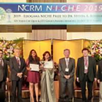 Die Leistungen von Dr. Steven Rosenberg bei der Krebsimmuntherapie inspirieren junge Forscher in Japan; Sieg beim XIV. Fujio Cup-Quiz zu Stammzellen geht an Indien.