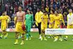 Borussia Dortmund - BVB hat vor Topspiel gegen Gladbach keinen Grund zur Panik