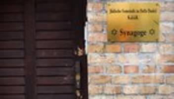 Anschlag in Halle: Synagogentür von Halle soll Gedenkstelle werden