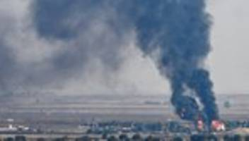Syrien-Offensive: Bundesregierung stoppt sämtliche Waffenexporte an Türkei