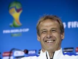 trainer-comeback in ecuador?: klinsmann zieht's angeblich nach südamerika