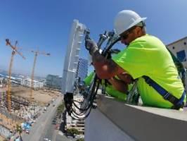 Prognosen angehoben: Ericsson sieht sich von 5G beflügelt