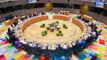 EU-Gipfel tagt zu Brexit und Militäroffensive der Türkei in Syrien