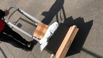 Entwurf von Hubertus Heil: Gesetz zum Schutz von Paketboten in der Kritik