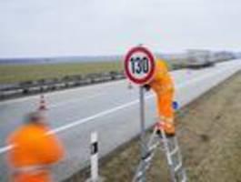 Bundestag lehnt Vorstoß für Tempolimit auf Autobahnen ab