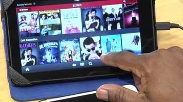 Video: Netflix erfreut Börsianer mit Abozahlen