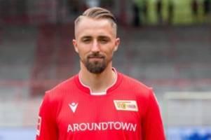 Fußball: Hübner vor Rückkehr in den Kader des 1. FC Union Berlin