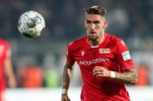 Fußball: Union-Profi Andrich: Zuversicht für wegweisende Wochen