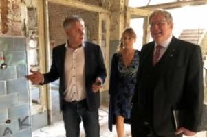 projekt: millionenförderung für sanierung der beelitzer heilstätten