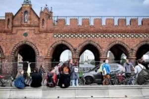 Verkehr: Breitere Radwege auf der Oberbaumbrücke