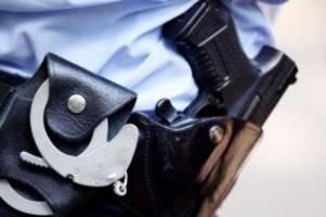 Kriminalität: Mann mit Messer nahe jüdischem Gebetsraum aufgegriffen