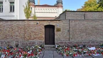 Antisemitischer Anschlag: Synagogentür von Halle soll Ort des Gedenkens werden