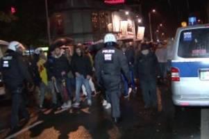 Protest gegen Türken-Einmarsch: Neun Verletzte bei Kurden-Demos in NRW