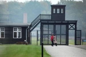 Prozess in Hamburg: Ehemaliger Wachmann des KZs Stutthof vor Gericht