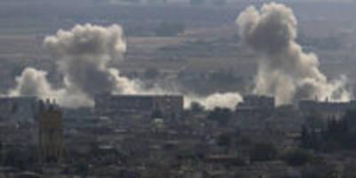 Sprachkritik zu Syrien: Friedliche Worte für Krieg