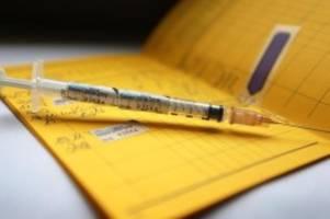 gesundheit: studie: jedes sechste kleinkind nicht gegen masern geimpft