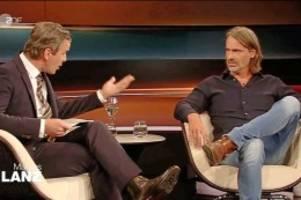 """TV-Talk: """"Lanz"""": Autor Precht wettert gegen die """"Verasozialisierung"""""""
