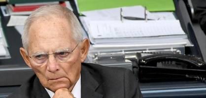 """Schäuble zu Antisemitismus – """"Das ist beschämend für unser Land"""""""