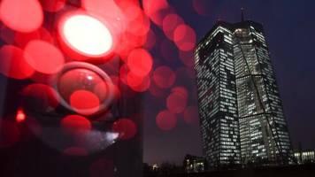 BörsenWoche 229 Grafik: Die EZB kann eine Rezession kaum verhindern