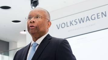 Dieselskandal: US-Kontrolleur bei Volkswagen bleibt drei Monate länger