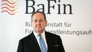 Geldpolitik: Bafin-Chef ruft Banken im Niedrigzins-Umfeld zum Gegensteuern auf