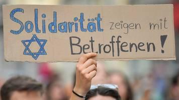 Nach Anschlag auf Synagoge: Bundestag debattiert über Antisemitismus