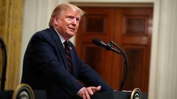 USA: Donald Trump gerät in der Syrien-Krise immer stärker unter Druck