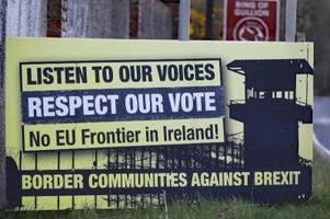 brexit-news: dup lehnt deal zwischen großbritannien und eu ab