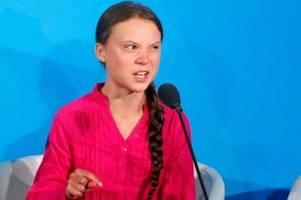 Greta Thunberg spricht über Hass gegen sie: Meine Schwester leidet