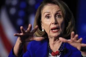 Nancy Pelosi: Das ist die Frau, die Trump zur Weißglut bringt