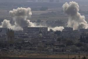 Syrien-News: Deutschland liefert keine Waffen mehr an die Türkei