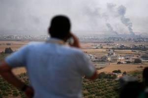 Syrien-News: Kurden kämpfen vorerst nicht mehr gegen IS