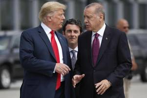 Syrien-News - Trump warnte Erdogan: Seien Sie kein Narr