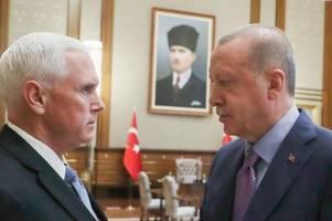 """Trump schreibt an Erdogan: """"Seien Sie kein Idiot"""""""