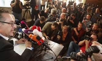 FPÖ schaltet Juristen wegen Straches Facebook-Seite ein