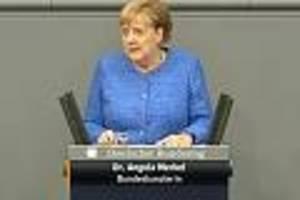 +++ Live-Ticker aus dem Bundestag +++ - Brexit-Poker, Erdogan-Invasion: Jetzt gibt Merkel Regierungserklärung ab