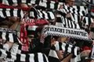 Nach Randale in der Europa League - Ausschluss für Eintracht-Frankfurt-Fans bei Arsenal und in Lüttich