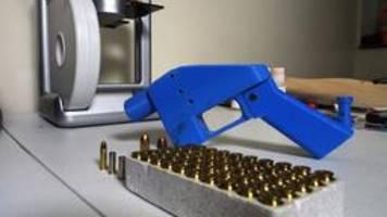 3D-Drucker: Muss das Waffenrecht geändert werden?