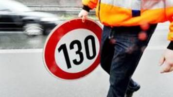 Bundestag: Grüne scheitern mit Tempolimit auf Autobahnen